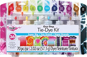 Tulip One Step Tie-Dye Kit 12 Colour Superbig