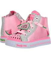 SKECHERS KIDS Twinkle Toes: Shuffles - Patch Party (Toddler/Little Kid)