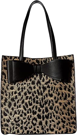 Betsey Johnson The Mighty Jungle North/South Tote