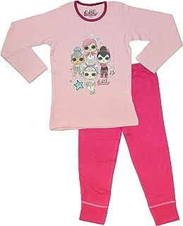 L.O.L Surprise Dolls Pijama para niñas Soft Cotton PJs