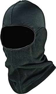 Ergodyne N-Ferno 6822 Winter Ski Mask Balaclava, Thermal Fleece, Spandex Top