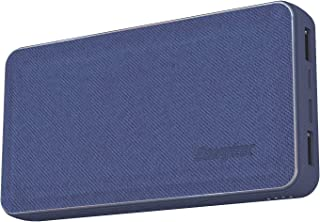 Energizer UE15043_BE 15000mAh Power Bank, Premium Design, 2 USB-A output, USB-C and Micro-USB Input Ports, Lightweight, LE...