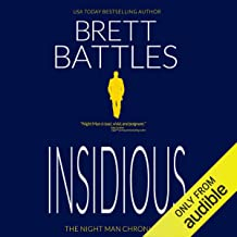 Insidious: The Night Man Chronicles, Book 2