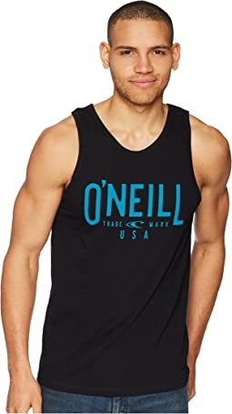 O'Neill Register Screened Tank Top