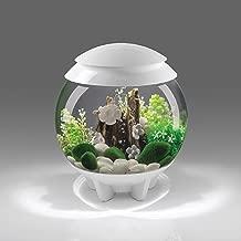 Halo 15 Aquarium with MCR Light - 4 Gallon, Grey