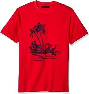 Bugatchi Men's Single Mercerized Cotton Jersey Stitch T-Shirt