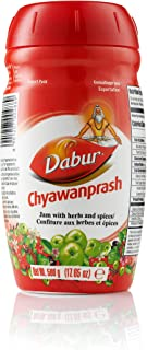 Dabur Chyawanprash 500gms. - Spread with Herbs & Spices
