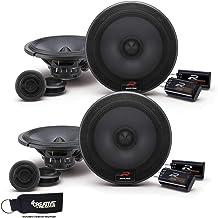 Alpine R-S65C Bundle - Two Pairs of Alpine R-S65C 6.5 Inch Component 2-Way Speakers photo
