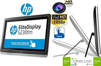 HP Elite S230tm 23
