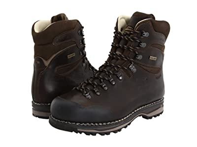 Zamberlan Sella NW GT RR (Waxed Dark Brown) Men