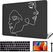 VAESIDA MacBook Case 12 Inch, Hard Laptop Cover Case & Keyboard Cover & Screen Protector Only Compatible Mac 12 Release 20...