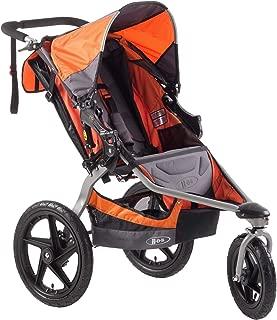 BOB Revolution SE Single Stroller, Orange