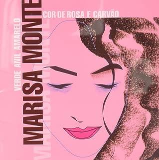 Marisa Monte - Verde Anil Amarelo Cor De Rosa & Carvão