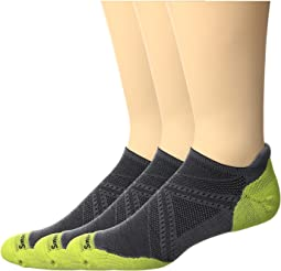 Smartwool PhD Run Light Elite Micro 3-Pack