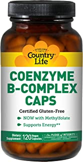 country life coenzyme b complex with methylfolate