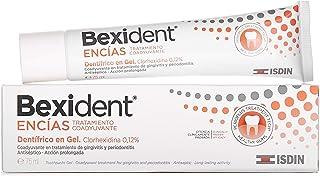 comprar comparacion Isdin Bexident Encías Tratamiento Coadyuvante Dentífrico en Gel, Clorhexidina 0,12% , Gingivitis y Periodontits 1 x 75 ml