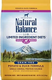 Natural Balance Limited Ingredient 4 5 Pound