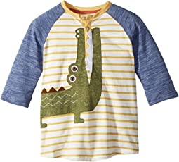 Mud Pie Go Wild T-Shirt (Infant/Toddler)