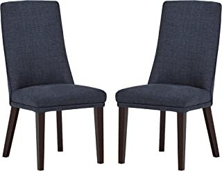 Stone & Beam High-Back Dining Room Table Chairs, 38