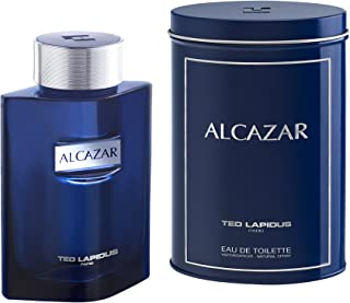 Alcazar by Ted Lapidus for Men Eau de Toilette 50ml