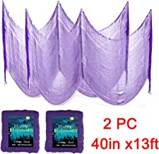 Best purple halloween fabric Reviews