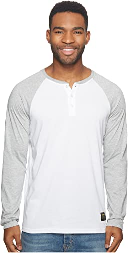 Nike SB - Dry Henley Long Sleeve Skateboarding Top