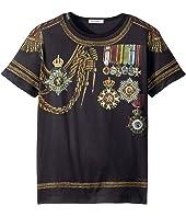 Dolce & Gabbana Kids - Medallion T-Shirt (Big Kids)