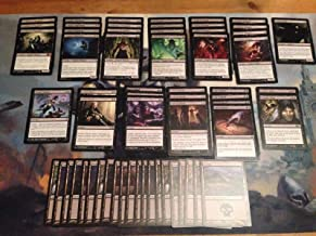 Mono Black Vampire Deck - Modern Legal - Custom Built - Magic The Gathering - MTG - 60 Card