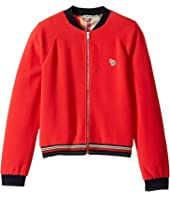 Paul Smith Junior - Zip Jacket (Big Kids)