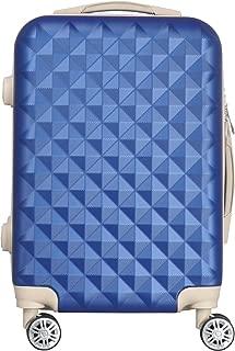 [楽勝] 012 キルト可愛いスーツケース キャリーケース キャリーバッグ【 軽量 TSA搭載 S Mサイズ