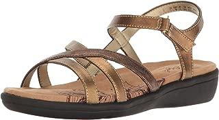 Soft Style Women's Paityn Flat Sandal