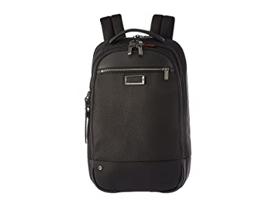 Briggs & Riley @work Medium Backpack (Black) Backpack Bags