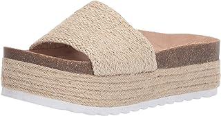 Dirty Laundry Women's Palm Espadrille Wedge Sandal