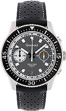 Gigandet G7-003 - Reloj para Hombres, Correa de Cuero Color Negro