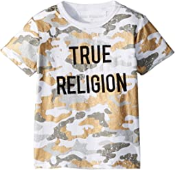 True Religion Kids - Metallic Tee (Toddler/Little Kids)