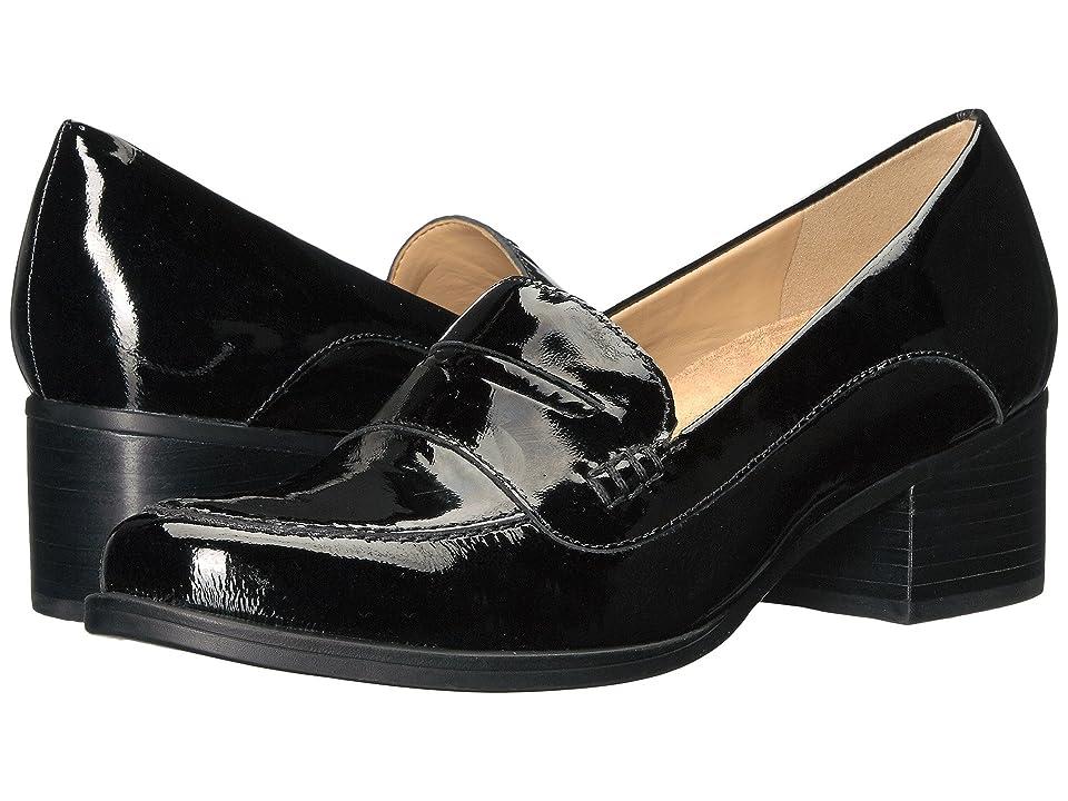 Naturalizer Dinah (Black Patent Leather) Women