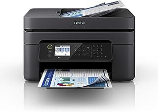 Epson WorkForce WF-2851 Wi-Fi Duplex All-in-One Inkjet Printer,Black