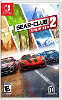 Gear.Club Unlimited (輸入版:北米) - Switch