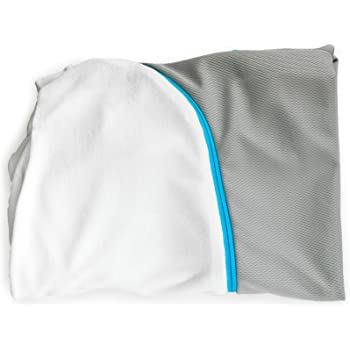 """MedCline Bed Wedge Pillow Case, One Size, Designed to Fit Our Shoulder Relief Bed Wedge (30"""" x 34"""" x 6"""")"""