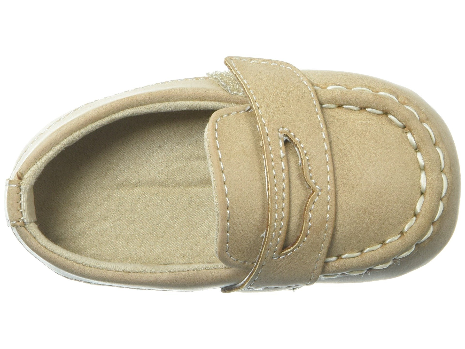 Baby Deer Soft Sole Loafer Infant at Zappos