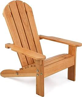 Adirondack Chair - Honey