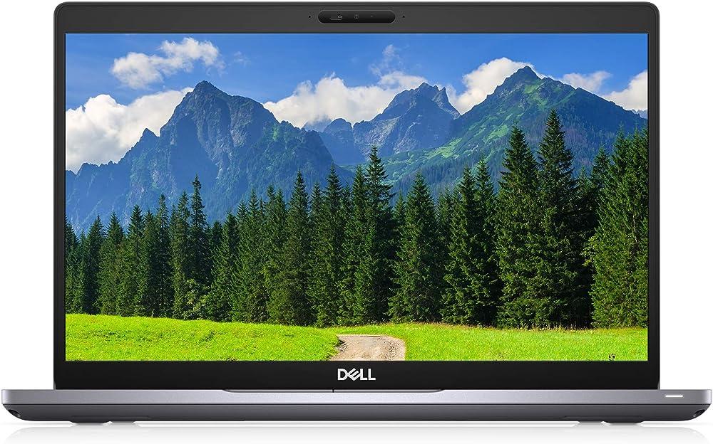 Dell computer portatile intel core i5-10210u 8 gb di ram 256 gb ssd intel uhd Latitude 5410