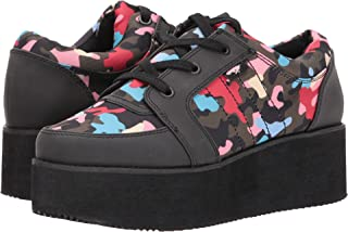 Women's Reagle Dash Nylon/Moonwalk Pu Fashion Sneaker