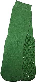 Weri Spezials Baby e bambini Uni Noppen ABS calzini di pieno di frotee in erba verde