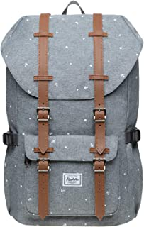 Laptop Outdoor Backpack, Traveling Rucksack Fits 15.6 Inch Laptop