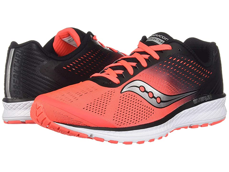 Saucony Breakthru 4 (Vizi Red/Black) Men