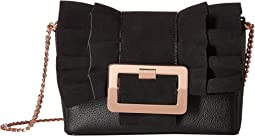 Ted Baker Frill Buckle Clutch