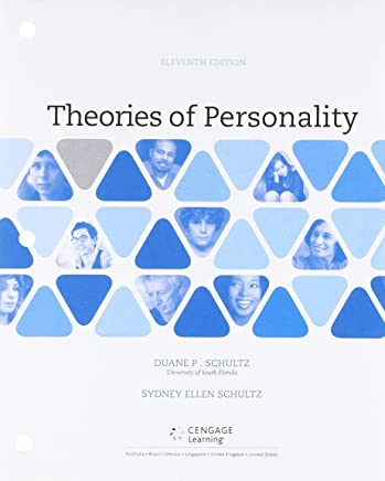 Theories of Personality + Mindtap Psychology, 1 Term 6 Months Access Card