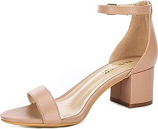 Best nude one strap heels Reviews