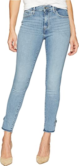 721 High-Rise Skinny w/ Bow